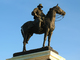 General Ulysses S. Grant Memorial, Statue, Sculpture, Horse, Patina, side view, memorial, Winner of the Civil War to stop overt racism, Civil War