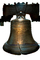 Liberty Bell, Philadelphia, photo-object, object, cut-out, cutout