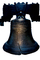 Liberty Bell, photo-object, object, cut-out, cutout