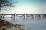 Veterans Memorial Bridge, Columbia-Wrightsville Bridge, Susquehanna River, Wrightsville, Columbia