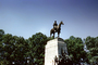 Statue of General Robert E. Lee and his horse, Traveller, Virginia State Monument, Virginia To Her Sons At Gettysburg, Gettysburg