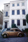 Volkswagen bug, building, car, home, house, Charleston, COSV01P03_03