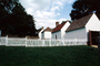 Picket Fence, building, lawn, roof, COVV01P02_08