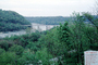 Harpers Ferry, river, forest, Jefferson Rock, COVV01P10_14