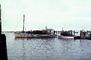 Tangiers Island, Crabbing Boats, Harbor, Docks, July 1974, 1970's, COVV02P10_04