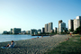 Beach, Hotels, sand, water, high rise buildings, cityscape, CPHV03P02_09