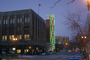 Paramount Theater, Downtown Oakland, Twilight, Dusk, Dawn, CSBD01_169
