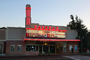 Fairfax Movie Theatre building, Marin County, neon sign, marquee, CSBD02_031