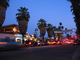 Stores, Shops, Buildings, Palm Springs, Twilight, Dusk, Dawn, CSCD01_046