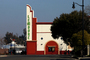 Lemoore Theater, Art Deco, marquee, CSCD01_269