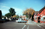 Car, Automobile, Vehicle, Solvang, December 1975