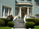 Entrance, Entryway, stairs, steps, Mansion, Presidio Terrace, June 2005, CSFD03_203