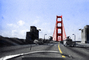 Cars on the Golden Gate Bridge, 1973, 1970's, CSFPCD0654_036B
