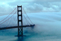 Foggy winter day, Golden Gate Bridge, CSFV01P06_13