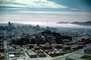 Coit Tower, Fog, The Embarcadero