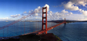 Golden Gate Bridge, Panorama