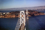 San Francisco Oakland Bay Bridge, 1969, 1960's