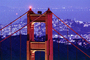 Golden Gate Bridge, Twilight, Dusk, Dawn