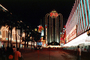 Fremont Street, downtown, Casino, Night, Nighttime, Neon Lights, Glitter Gulch