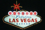 Las Vegas Welcome Sign, Welcome to Fabulous Las Vegas Nevada, Welcome Las Vegas, Sign, Signage, Nighttime, Night
