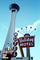 The Stratosphere, hotel, casino, building, tower, Holiday Motel