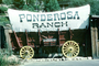 Ponderosa Ranch, covered wagon, Conestoga Wagon, Bonanza, Incline Village