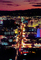 The Strip, Twilight, Dusk, Dawn, Cityscape, Skyline, buildings, casinos, hotels, CSNV03P13_01