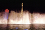 Water Fountain, aquatics, Night, nightime, lights, Exterior, Outdoors, Outside, Nighttime, The Bellagio Hotel and Casino, CSNV05P01_12