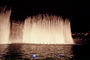 Water Fountain, aquatics, Night, nightime, lights, Exterior, Outdoors, Outside, Nighttime, The Bellagio Hotel and Casino, CSNV05P01_14