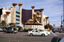 The MGM Grand Hotel, Lion, cars, Casino, building, vehicles, Automobile