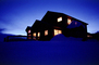 home, house, dusk, building, Steamboat Springs