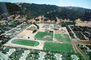 Baseball Park, Football, High School, buildings, hills, summer, summertime, CTVV02P07_11