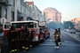 Marina District, Loma Prieta Earthquake (1989), 1980's, Fire Truck