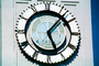 The Clock Stops at the moment of the Earthquake, Loma Prieta Earthquake, (1989)