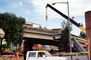 Crane, Cypress Freeway, pancake collapse, Loma Prieta Earthquake (1989), 1980's, DAEV02P12_03