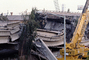 Grove Telescoping Crane, Cypress Freeway collapse, Loma Prieta Earthquake (1989), 1980's, DAEV02P12_09