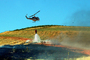 Cal Fire UH-1H Super Huey, Stony Point Road Fire, Grassland, DAFD03_053