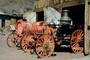 1890's Horse-drawn Steam Pumper, Pump, Calico Fire Dept., California, water tender, DAFV04P13_17