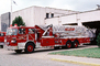 Hook and Ladder Truck, Snorkel, Jacksonville Fire Dept.
