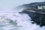 Stormy Weather, Storm Swells, Pacifica California, Rough Ocean, turbulent, DASV04P15_06