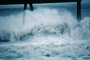Stormy Weather, Storm Swells, Pacifica California, Rough Ocean, turbulent, DASV04P15_14