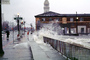 The Embarcadero, Waves splashing, Flooded Street, sidewalk, DASV05P01_06