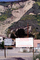 Landslide, Sign, Road Closed, La Conchita Geologic Hazard Area, Mud Slide, Ventura County, California, DASV06P13_10