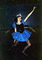 tutu, dress, stockings, arms, legs, Ballet, Ballerina, 1950's