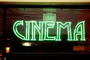Cinema Neon Sign, neon sign