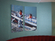 My Prints in a restaurant in Liverpool, England, Images by Wernher Krutein, art print, artprint