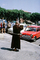 Friar Tuck, Taking pictures, cars, 1960's, EIPV02P08_09