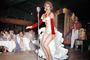 Night Club, Singing Lady, Cabaret, Microphone, El Salvadore, 1950's, EMBV01P02_15