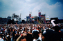 JFK Stadium, Live Aid Benefit Concert, 1985, Philadelphia, Audience, People, Crowds, Spectators, 1980's, EMCV01P06_15