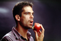 Man, Male, Eating, Apple, Tasting, FDNV02P01_02